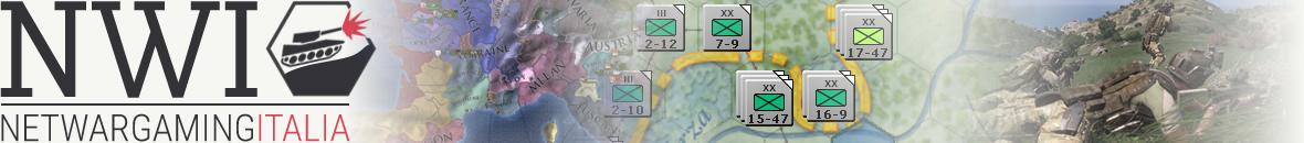 Net Wargaming Italia - Videogiochi Strategici, Wargame, Simulazioni di Combattimento, Storia Militare