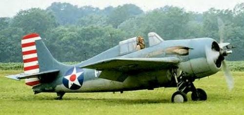 Caccia Grumman F4F Wildcat