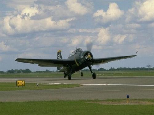 Aerosilurante Grumman TBF Avenger