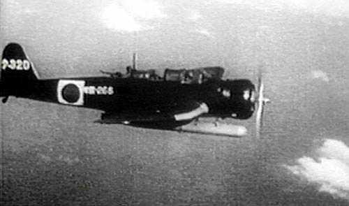 Aerosilurante Nakajima B5N2 Kate