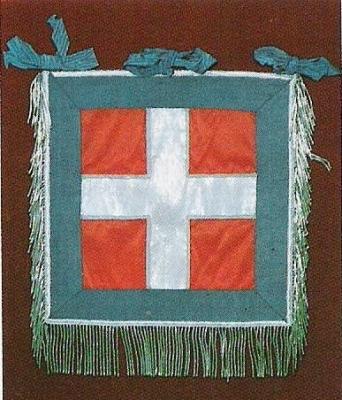 Drappo del Savoia Cavalleria