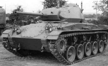 M-24 Chafee
