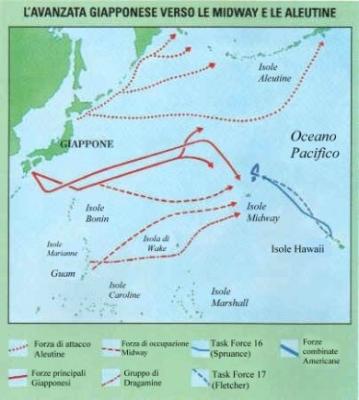 I piani di invasione giapponesi