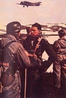 Paracadutisti tedeschi in Norvegia