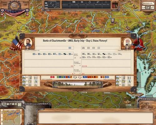 Un report di battaglia: battere il gen. Lee è sempre una bella soddisfazione