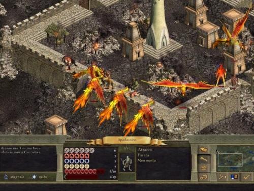 Fase tattica - Assalto ad una città fortificata