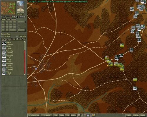 Al mattino gli accessi a Rocherath sono presidiati dal nemico in forze.