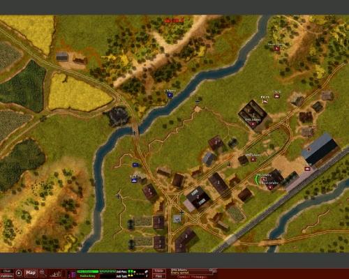 Questa modalità permette di controllare l'intero campo di battaglia; anche questa carina ma inutile.