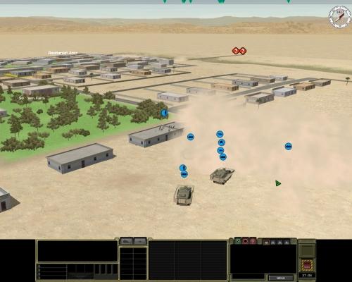 La grafica di CMSF è nettamente superiore ai precedenti giochi della serie. I miei screens sono stati scattati con settaggi intermedi (balanced), ho un PC vecchiotto...