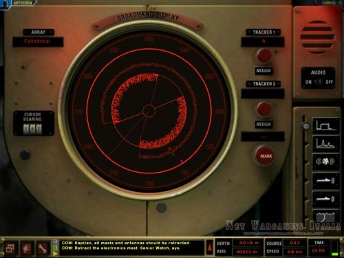 Kilo: display sonar in banda larga