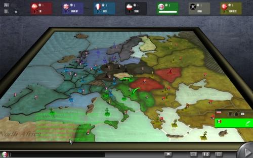 Sembra che ultimamente non si possa prescindere dalla grafica 3d negli strategici...