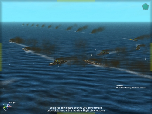 La celebre battaglia di Tsushima