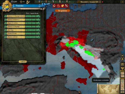 Tipo di unità e la mappa dei nemici!