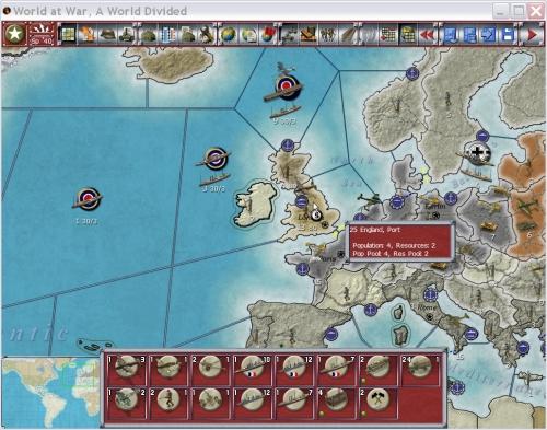 Potenza navale inglese