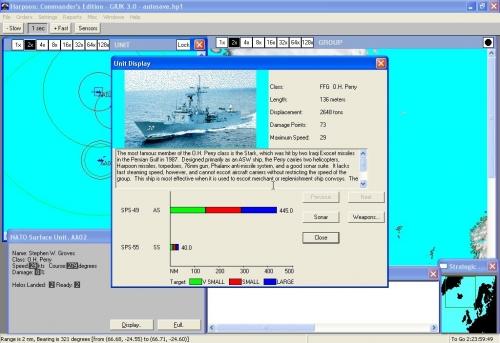 Una delle piattaforme ASW più efficaci in circolazione, la fregata USA classe O.H. Perry.