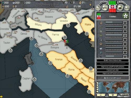L'Italia pericolosamente indifesa