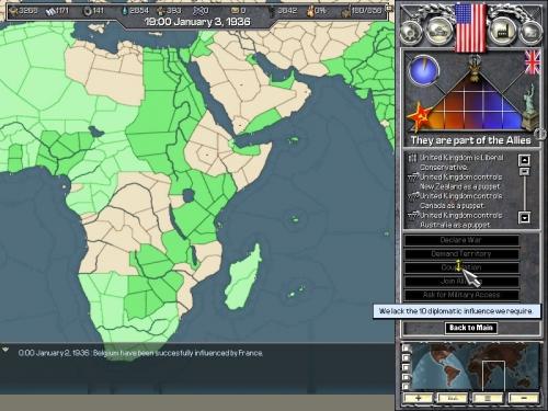 Lo scacchiere africano