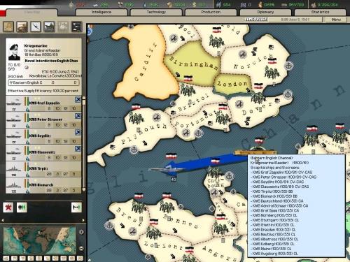 Nessun evento per l'invasione dell'Inghilterra