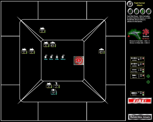 Toh, un altro glitch grafico: guardate cosa è comparso sotto la bomba a guida laser a destra... abbiamo un'arma invisibile?