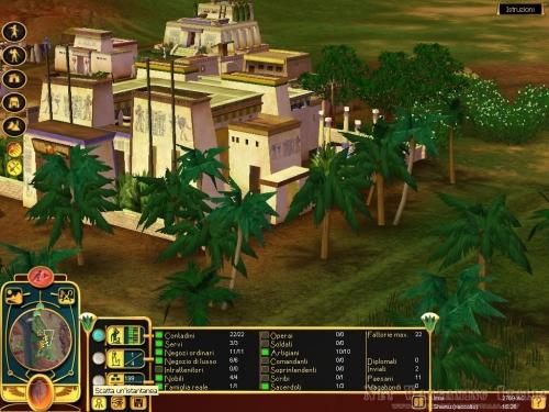 Un tempio immerso nel paesaggio lussureggiante;