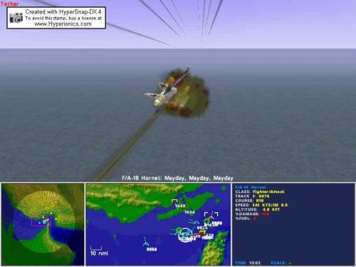 Aaargh! Ho perso un F-18!