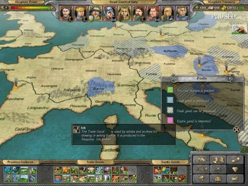 Mappa Economica