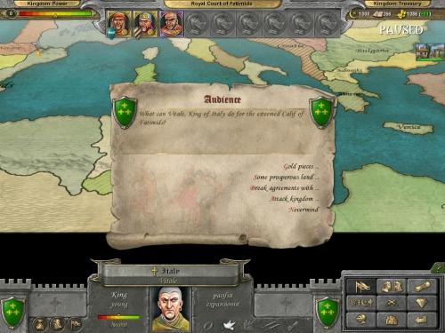 Alcune delle opzioni diplomatiche