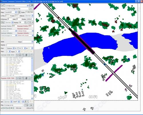 L'ottimo editor incluso nel gioco vi consentirà di sbizzarrirvi con le mappe incluse in PCK. Peccato manchi un map editor.