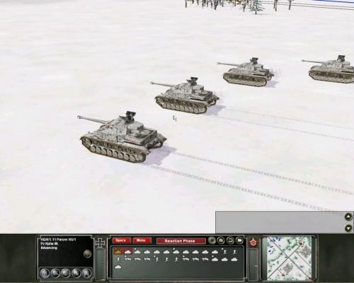 Un dettaglio della grafica del gioco. 1024x768 a 16 bit, antialiasing a 1.