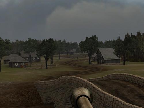Un villaggio russo