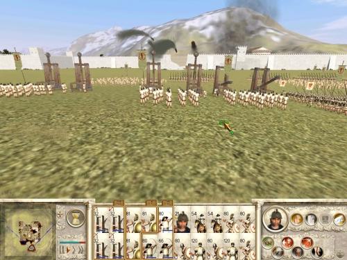 I greci attaccano le mura macedoni