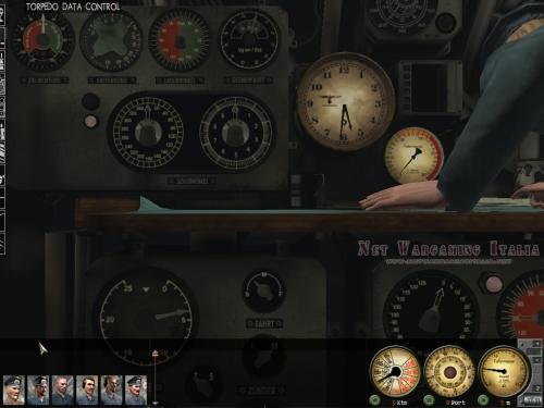 Il Torpedo Data Control.
