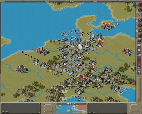 Prima dell'invasione della Francia