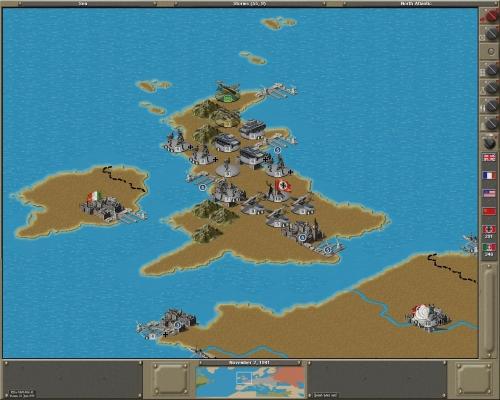 L'Invasione dell'isola inglese è completa!