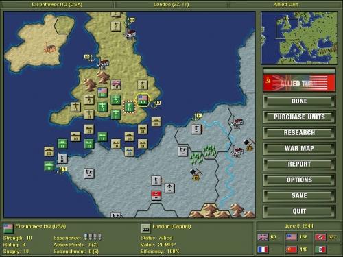 6 giugno 1944, il D-Day. Gli alleati sono pronti al più grande sbarco della storia.