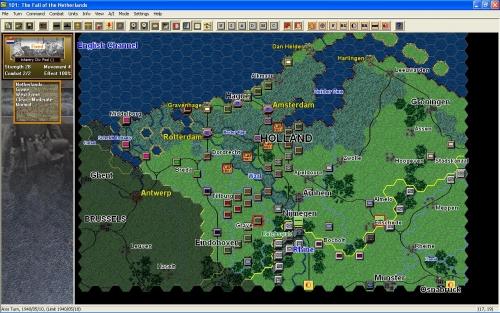 Attacco all' Olanda