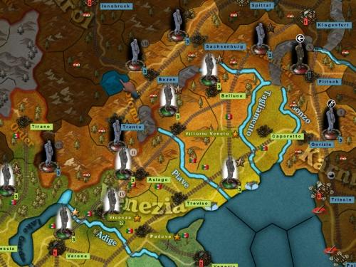 Alto Isonzo, Ottobre 1917. Le molte armate degli imperi centrali stanno per scatenare l'offensiva che per il Regio Esercito diventerà la disfatta di Caporetto.