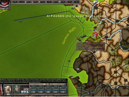 (Mini) scenario navale sulla battagla dello Jutland. La flotta tedesca salpa per incontrare la storia.