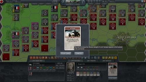 altro comandante tedesco pronto a giocare le sue carte.