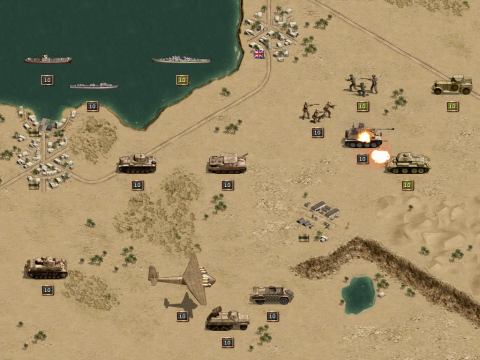 Panzer Corps AFFIKA