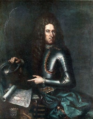Il primo comandante del Savoia Cavalleria: Giovanni Michele de Rossi di None
