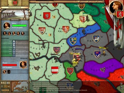 La battaglia di Freisbburg.