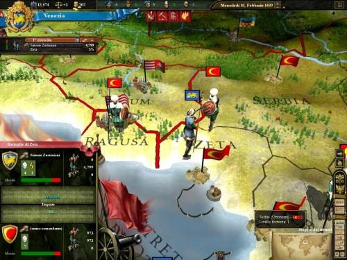 I turchi attaccano!