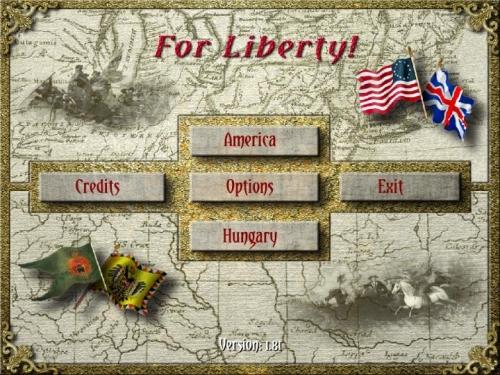 Schermata iniziale: Americani o Ungheresi?