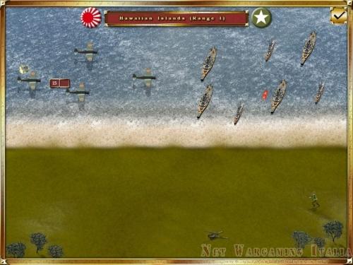 Lo svolgersi di una battaglia... si direbbe l'attacco giapponese a Pearl Harbour!