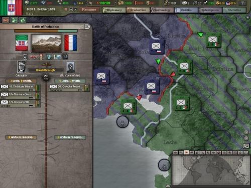 L'immensità del fronte orientale.