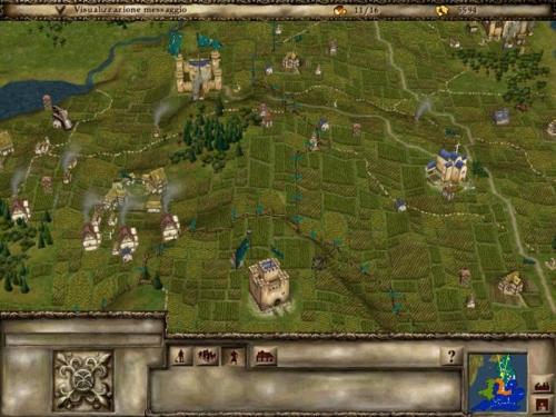 Il vostro castello, caduto quello cadrà tutta la provincia (dx).