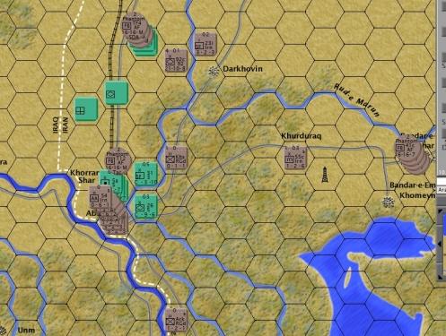 Guerra Iran Iraq 1980, primissimi giorni di invasione. Inizia la battaglia per la città di Abadan
